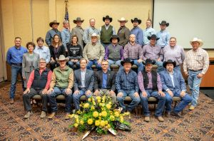 Stockmen's Association elects officers and directors at  91st Annual Convention and Trade Show
