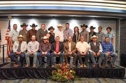Stockmen's Association members re-elect officers, tap   directors at 90th Annual Convention & Trade Show